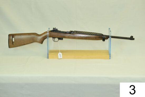Universal    Mod M-1    Cal .30 Carbine    No Mag