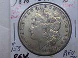 1878 8-T.F. MORGAN DOLLAR XF