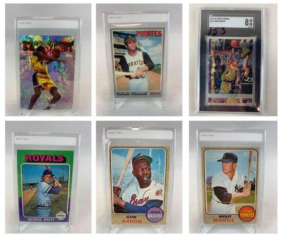 Sports Auction #22- Complete Sets, & Partial Sets