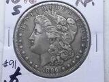 1896S MORGAN DOLLAR XF KEY DATE