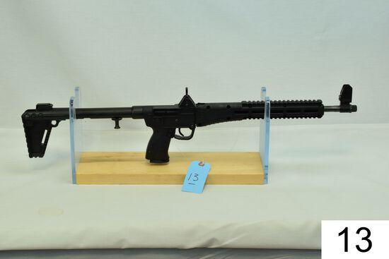 Kel-Tec    Mod SUB-2000    Cal 9mm    SN: FNW07    Condition: Like NIB