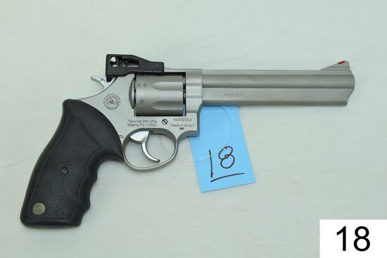 "Taurus    Mod 66    Cal .357 Mag    6""    SN: KU312303    Condition: 95% W/Box"