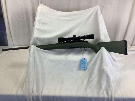 Ruger American, 204 caliber, Konuspro scope