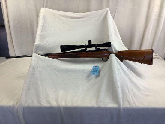 Winchester model 70, 270 win, weavers scope