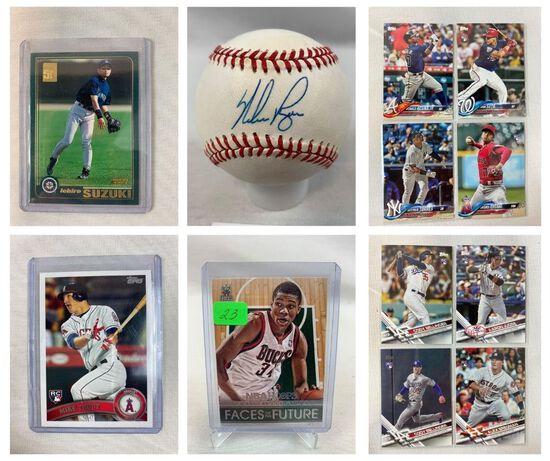 Sports Auction #23