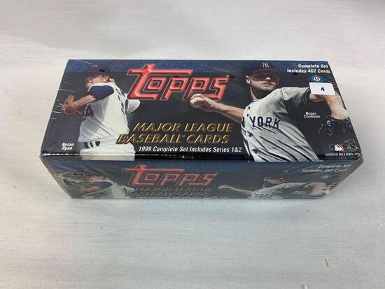 1999 Topps Factory Sealed Baseball Complete Set