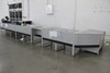 Millwork. Stainless Steel Tops, W/ Electrical Sockets