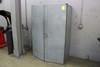 "Metal Cabinet. 48x24x72"""
