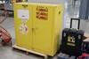 "Flammable Liquid Storage Cabinet. 43x18x45"""