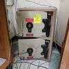 Adesco two door safe w/ dial combinations