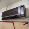 Sanyo split system air conditioner