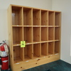 cubby hole cabinet