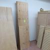 "plywood pieces- 15/32"" x 24"" x 96"" & 48"""