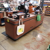 Killion express lane checkstands
