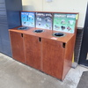 waste/recycling millwork