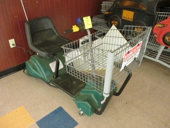 Mart Cart Mobile Shopping Cart