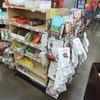 checkstand impulse buy/candy/magazine rack
