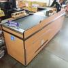 Killion check stand w/ 3' feeder belt & bagging station