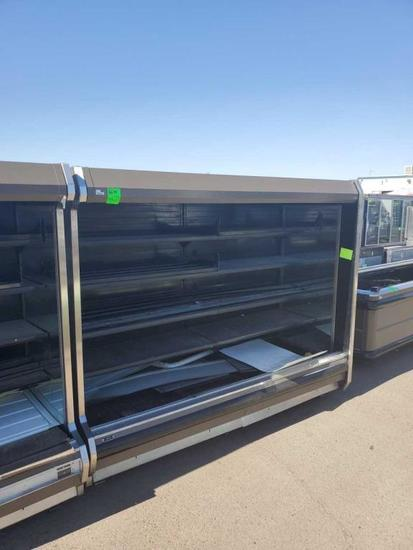 Hussmann 8ft Multideck