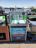 Marine Land lobster tank