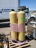 Group of filtration equipment