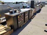 Micro Matic 14 tap Keg Cooler