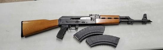 Zastava N-PAP M70 762X39MM Rifle with Accessories