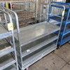 3-tier stocking cart