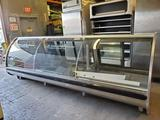 2011 Hussmann 12' Deli Case with Remote Refer Unit