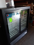 True Sliding Door Cooler