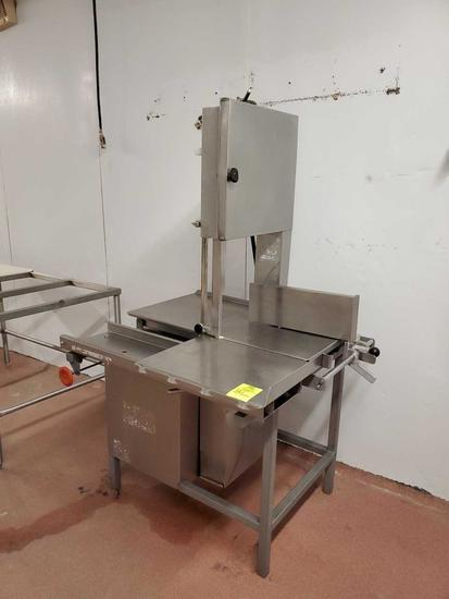 Holly Matic Meat Saw