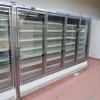 2008 Tyler freezer doors w/ ele defrost, 4-door case