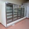 2008 Tyler freezer doors w/ ele defrost, 5-door case