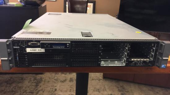 Dell PowerEdge R710 Rack Mount Server