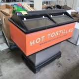 Arctic Star hot tortilla merchandiser
