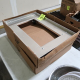NEW aluminum sheet pan carts