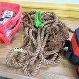 fiber rope, 1