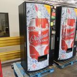 Vendo 10-variety soda machine