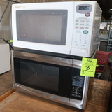 Sharp & Magic Chef microwave ovens