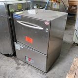 Jackson undercounter dishwasher, stainless