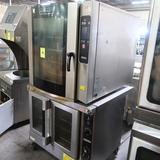 Hobart combi oven & convection oven