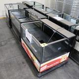refrigerated merchandisers w/ 3) glass sides, CSC & Wasserstrom