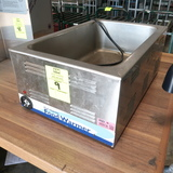 Chef's Supreme food warmer/steam table