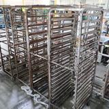 aluminum oven racks