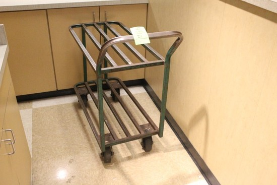 Two-Tier Flat Cart