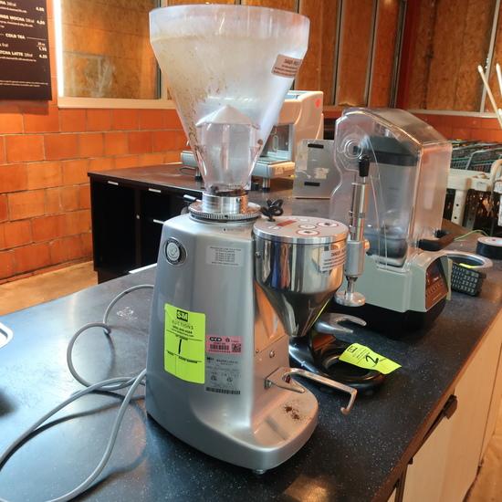 Mazzer Luigi Espresso Italiano espresso coffee grinder