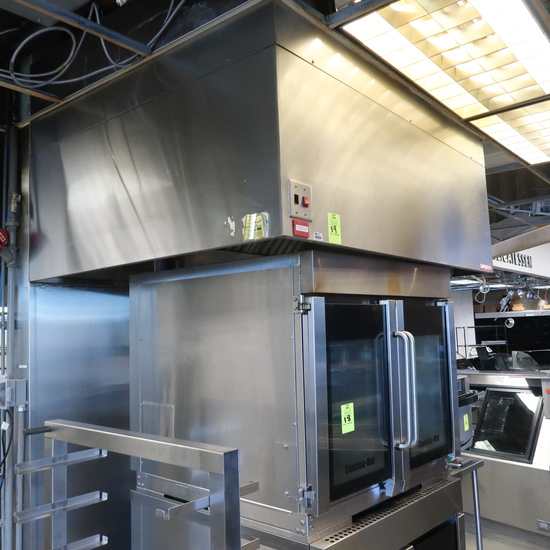 CaptiveAire exhaust hood
