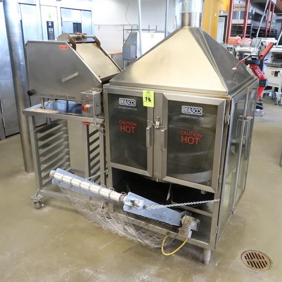 BE&SCO Betamax Combo Flour Tortilla Machine