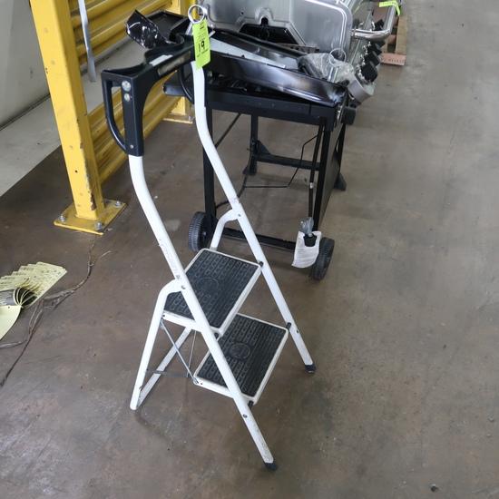 step-stool, 2-step