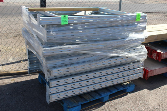 """60x40"""" Pallet Racking Uprights"""